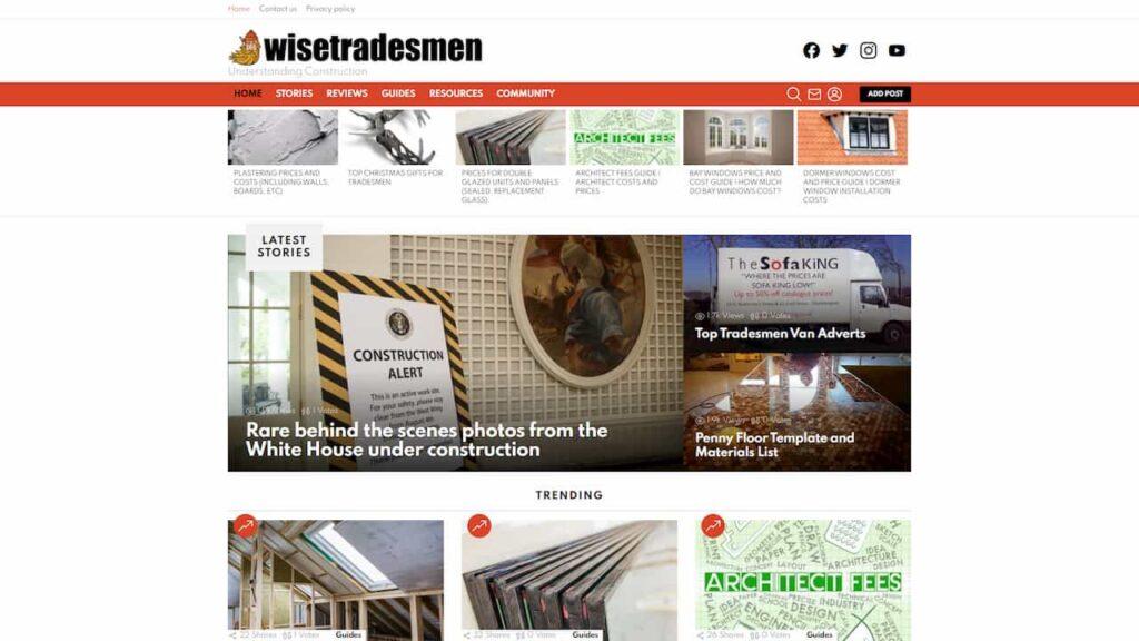 Wisetradesmen